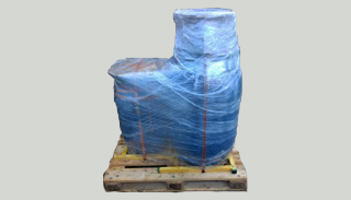 Shipment of an Aclaira unit