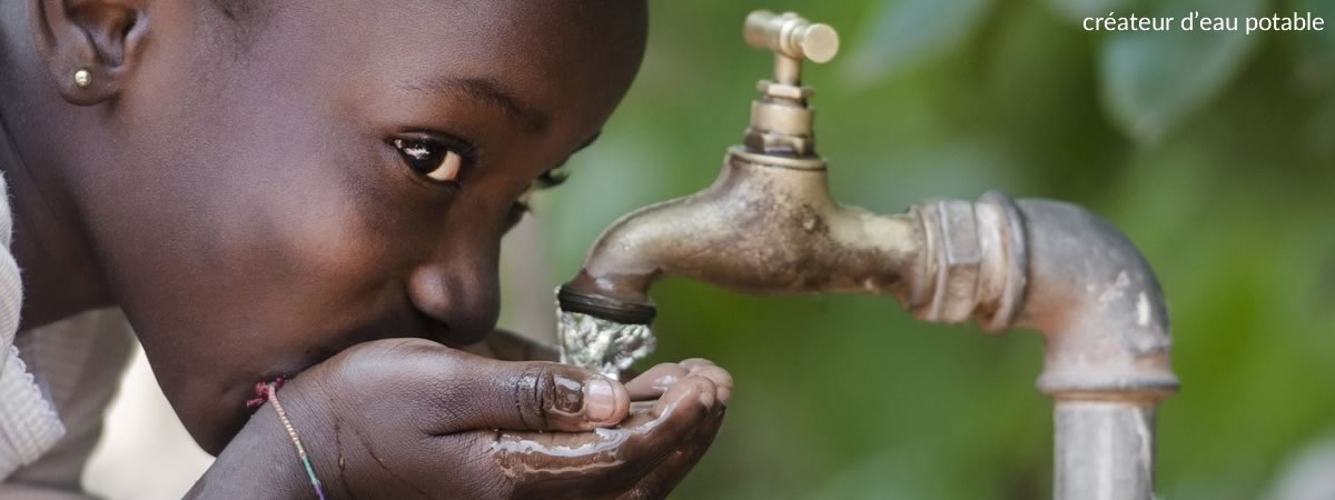 Supplying Safe Drinking Water to Underserved Populations