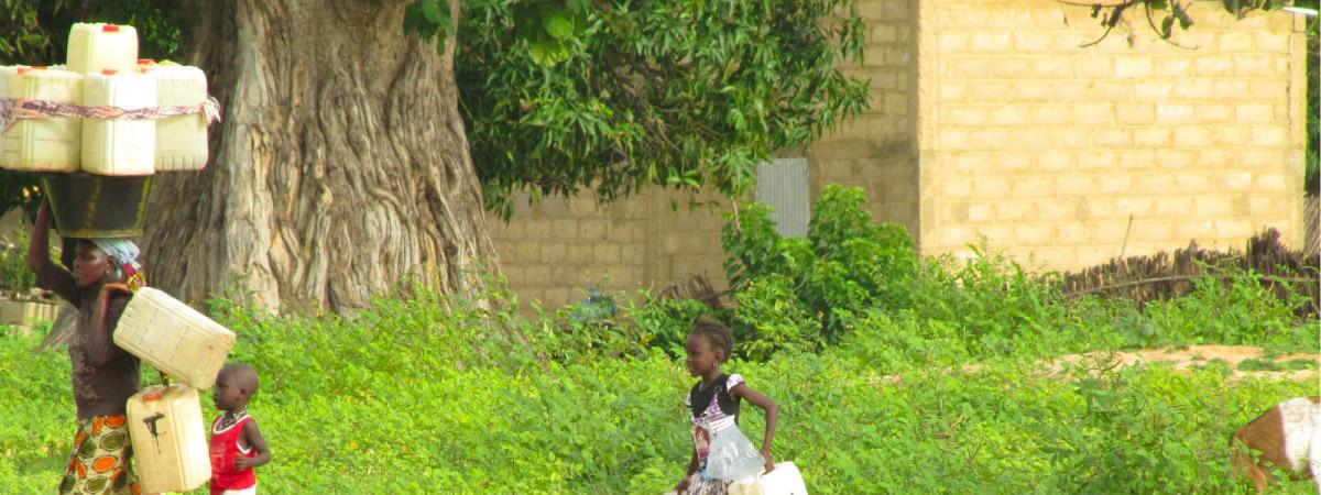 femmes afrique eau potable